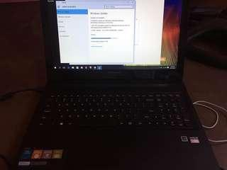 Lenovo superthin laptop