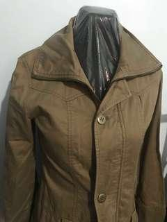 Light brown Trench Coat