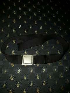 Prada Garterized Belt Authentic