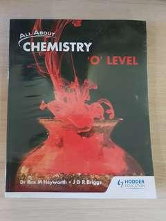 All About Chemistry 'O' Level