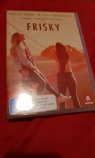 Frisky DVD