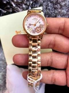 AUTHENTIC ‼️ Coach Watch