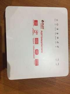 PLDT ADSL Model BIZ PLAN Modem Router