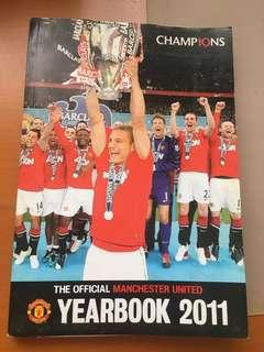 The Official Manchester United Yearbook 2011