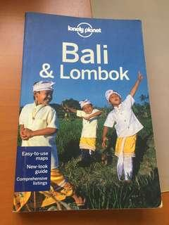 2011 Lonely Planet Bali & Lombok