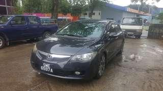 Honda Civic Fd 1.8A new facelift