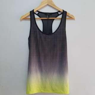 FOREVER 21 GYM TOP