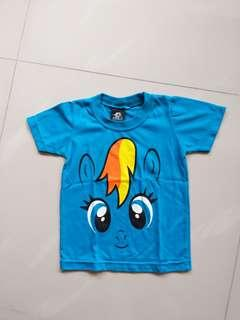 Kids Tee( Rainbow Dash)