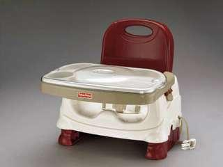 Fisher Price Feeding Booster Seat Portable