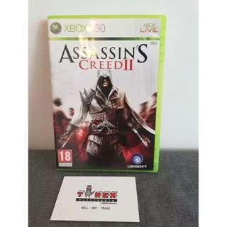 XBOX 360 ASSASSIN'S CREED II - USED