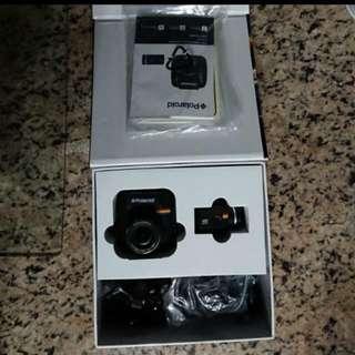 Polaroid 行車紀錄儀(前後車cam)包保養至2019年1月。99%新
