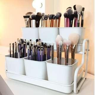 多用途置物架 化妝品 文具 餐具 小物  *99% NEW*