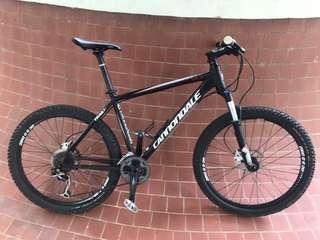 Cannondale SL1 mountain bike