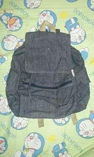 Jellybean Maong Backpack