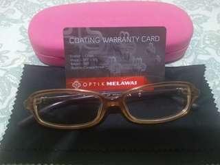 Frame kacamata Juicy Couture