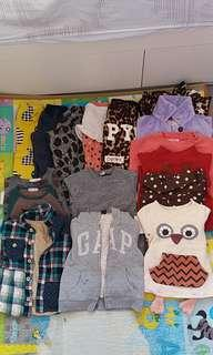 3-4歲女童冬天衣服
