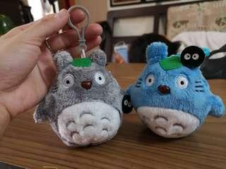 Totoro keychain 10cm