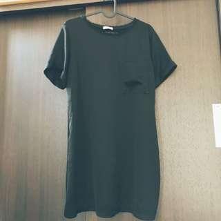 🚚 Zara黑色洋裝