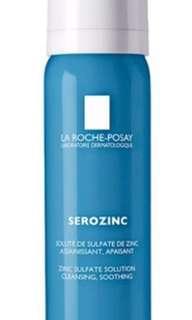保濕控油噴霧 LA ROCHE-POSAY Serozinc 50 mL Was $12.99 Now $9