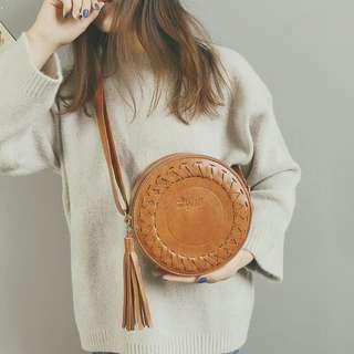 Round tassel bags!!!! PERFECT GIFT FOR THE HOLIDAYS!