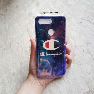 INSTOCK Galaxy Champion Oppo R15 Pro casing