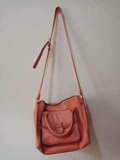 Moozee Bag Leather