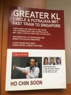 Greater KL: Circle & Putrajaya MRT Fast Train To Singapore  by Ho, Chin Soon