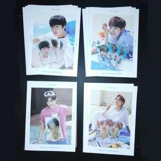 Wanna One Summer Package [READY STOCK]