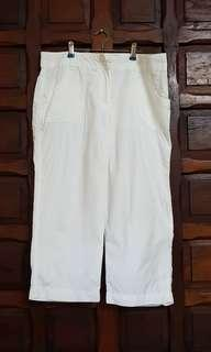 Marks&Spencer White Pants