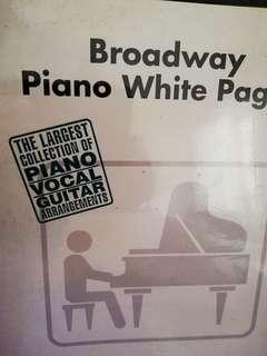 Piano book(206songs/896pages)