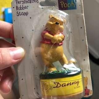 Winnie the Pooh印仔-Danny