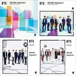 BTS JAPANESE ALBUM