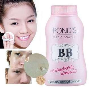 ( NEW ) ponds bb magic powder