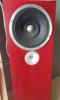 Zu Audio Omen speakers