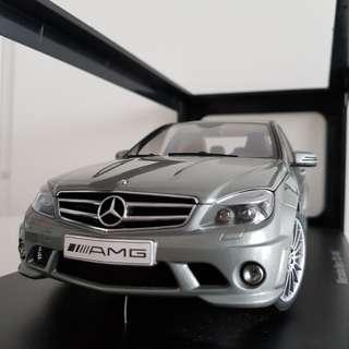 1/18 Autoart Mercedes C63 AMG