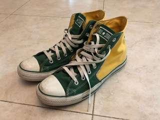 Converse 黃綠色
