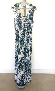 Sale H&M Floral Maxi Dress