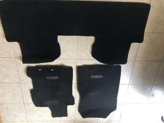 Honda stream car mat