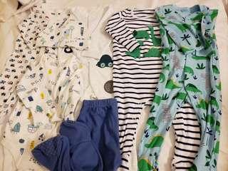 Baby Clothes M&S