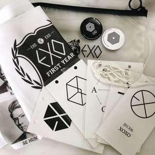 EXO Official Slogan