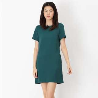 🚚 BNWT Aforarcade AFA Addie Tee Dress (Pine)