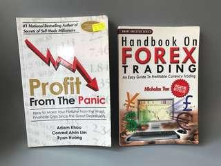 2 Books for Price of 1