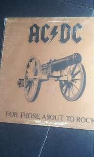 AC/DC We Salute You Vynil