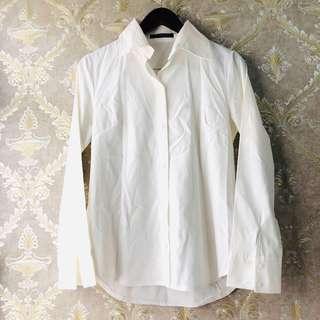 Kemeja Putih Elegan