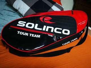 Solinco tennis bag