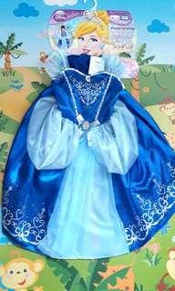 BRAND NEW TOKYO DISNEYLAND DISNEY PRINCESS CINDERELLA DRESS