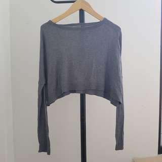 Berskha Knit Crop Top