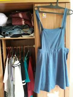 OVERALL SKIRT COLORBOX