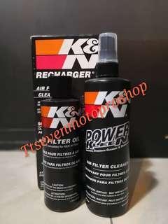 Air Filter Cleaning Kit K&N