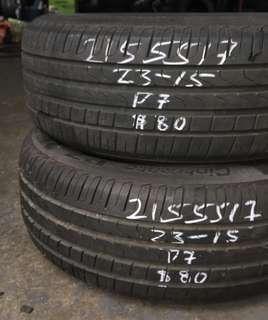 215 55 17 Pirelli